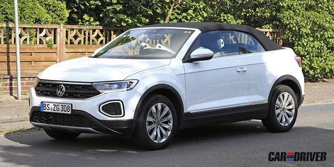 nuevo volkswagen troc cabriolet cazado