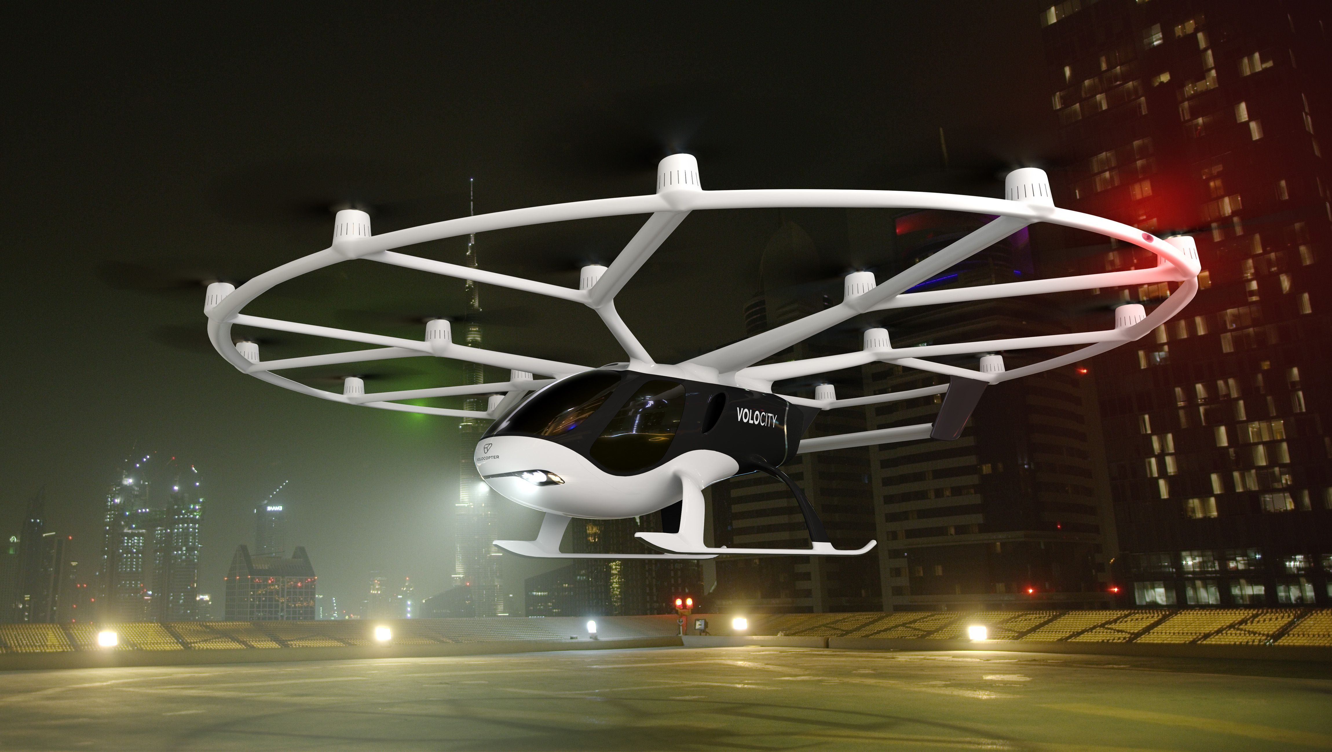 We Could Be Getting Closer to the First Flying Taxi