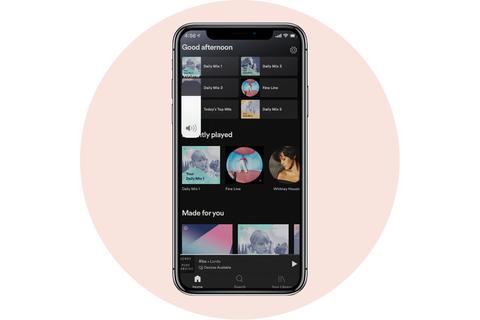 điều chỉnh âm lượng màn hình cảm ứng apple iphone
