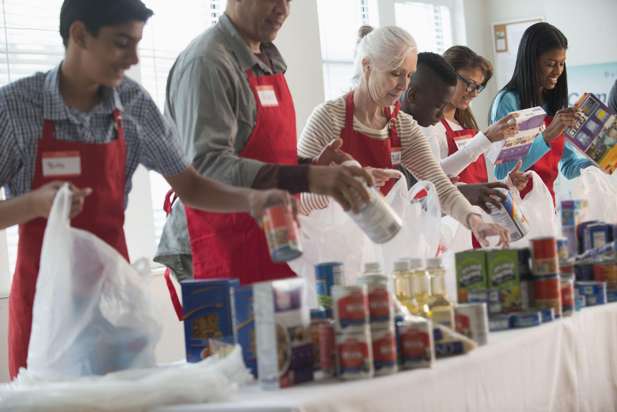 Finding Power and Purpose Through Volunteering