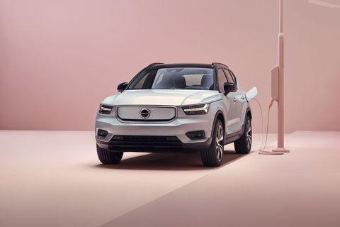 Volvo「XC40 リチャージ(XC40 Recharge) 」