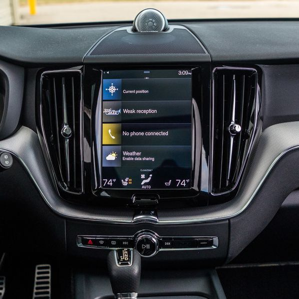 So Long, Infotainment-Screen Fingerprints