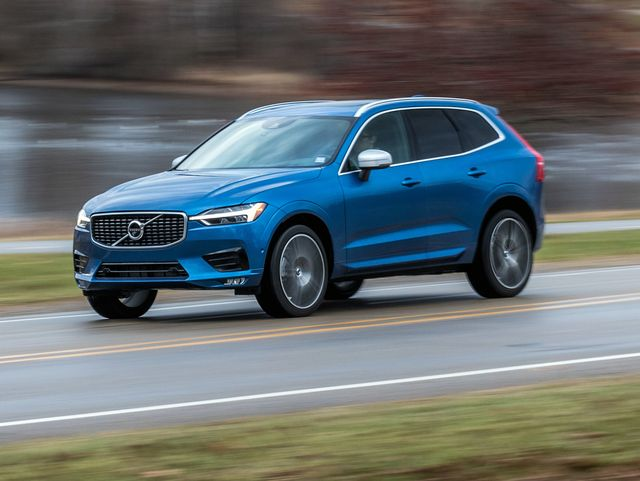 2019 Volvo Xc60 Review Pricing And Specs