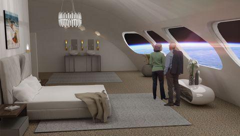 Von Braun Station: el primer hotel del espacio