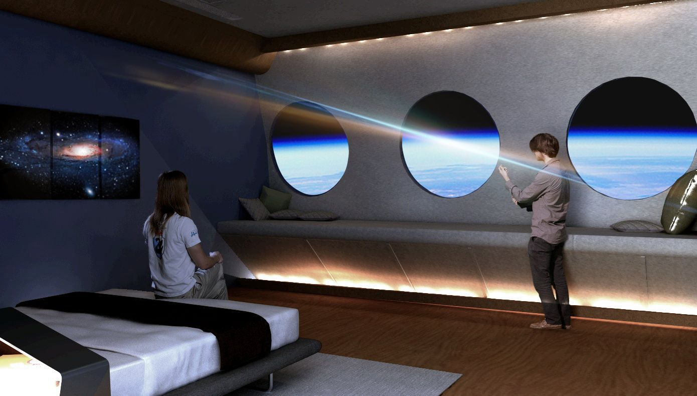 The First-Ever Hotel in Space Will Have an Insane View of Earth