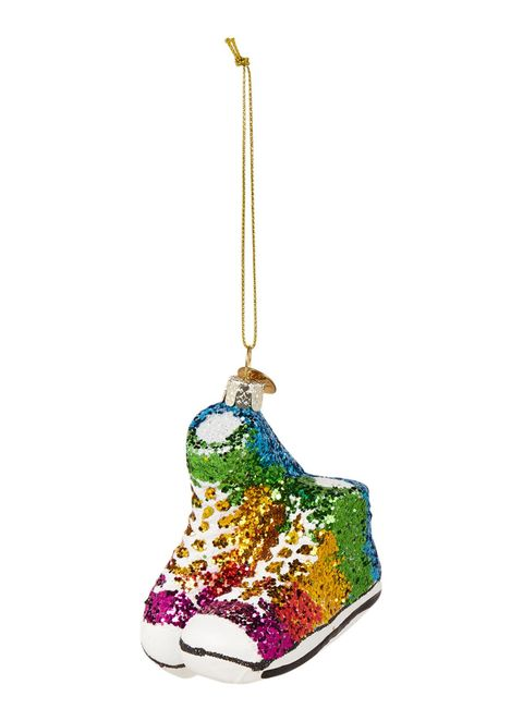 Holiday ornament, Christmas ornament, Ornament, Glitter, Fashion accessory, Interior design, Jewellery,