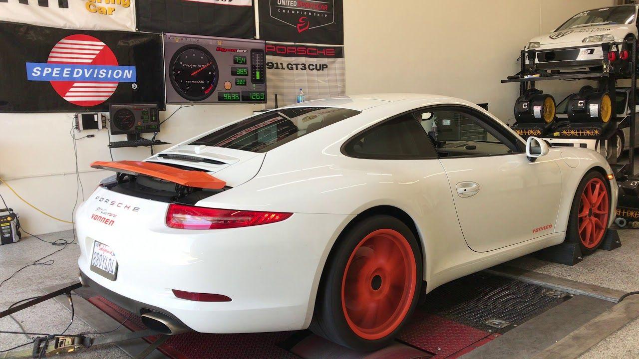 Dyno Testing Vonnen's Hybrid Porsche 911