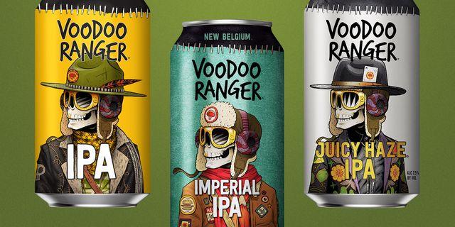 voodoo ranger ipa beers