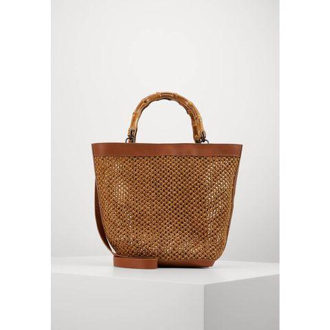 Handbag, Bag, Tote bag, Tan, Brown, Fashion accessory, Orange, Beige, Leather, Shoulder bag,
