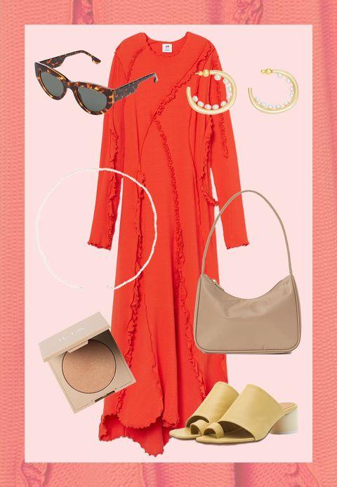 maxi jurk trend