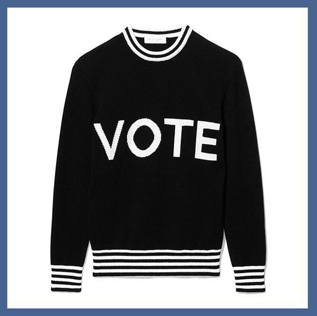 michael kors vote sweater birdies vote shoes