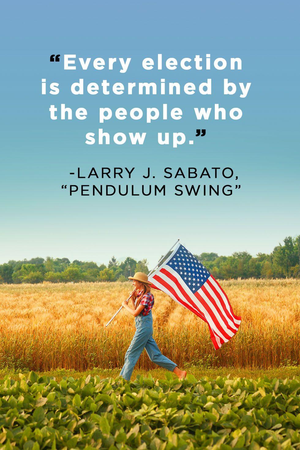 voting quotes larry j. sabato