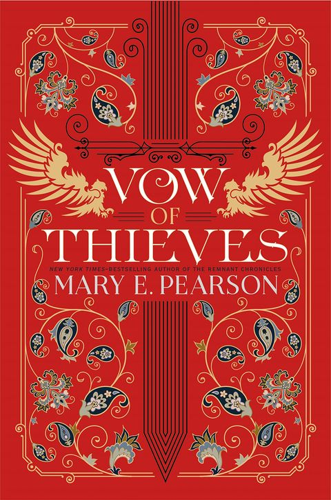 """Vow of Thieves"" by Mary E. Pearson - Best YA Books of 2019"