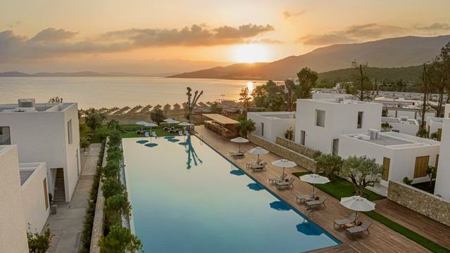 voyage torba luxe resort turkije