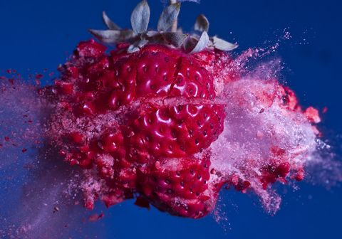 voyage to the planet of frozen strawberries