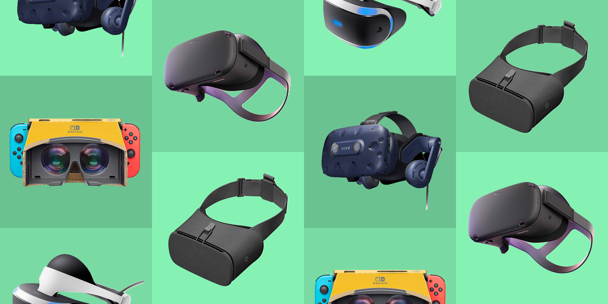Best VR Headsets 2019 - Top 5 Virtual Reality Gaming Headsets on PC