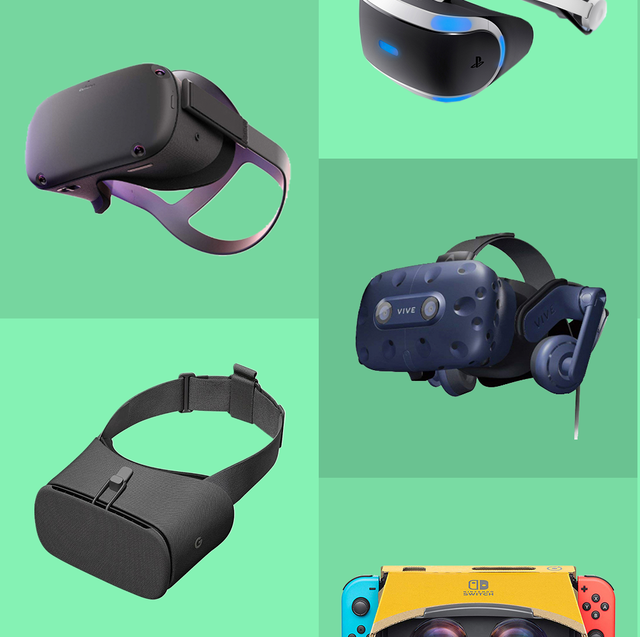 5 Best Vr Headsets 2020 Virtual Reality Headsets For Gaming