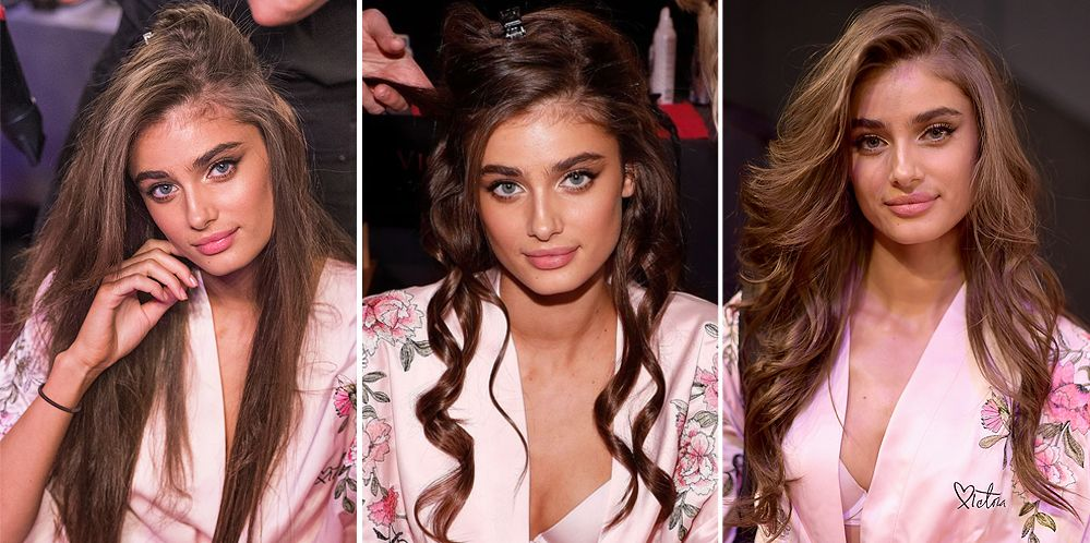 How to get Victoria's Secret Angel waves