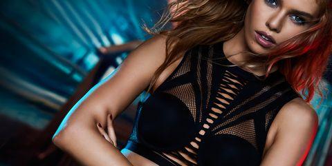 Balmain x Victoria's Secret collection
