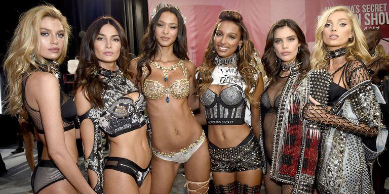 Victoria S Fashion Show Model Average Height