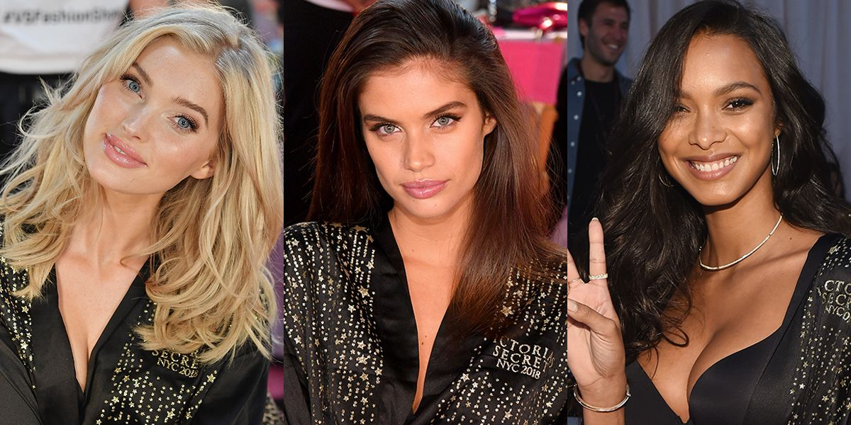 Where 11 Victoria's Secret Models Get Facials Before the VS Fashion Show