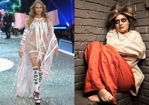 Style, Fashion model, Street fashion, Fashion, Dress, Model, Fashion design, Liberty spikes, Hair accessory, Fashion show,