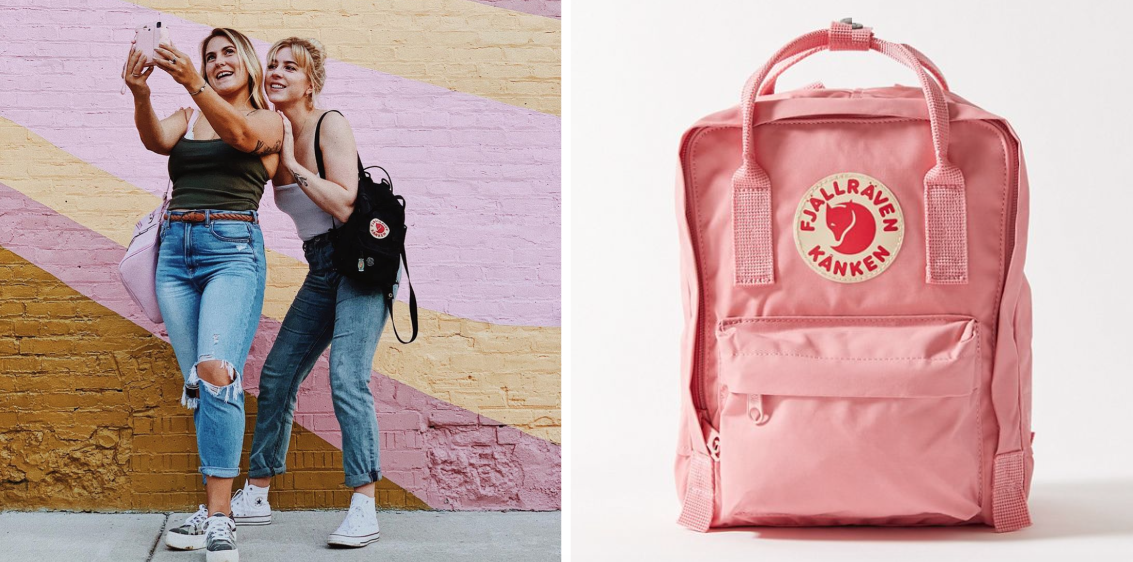 affordable price exclusive deals the sale of shoes Where to Buy the VSCO Girl Backpack – Shop Fjallraven Kanken ...