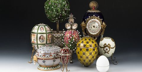 Fabergé eggs