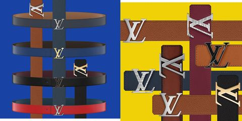 675689044058 Now You Can Completely Customize Your Louis Vuitton Belt