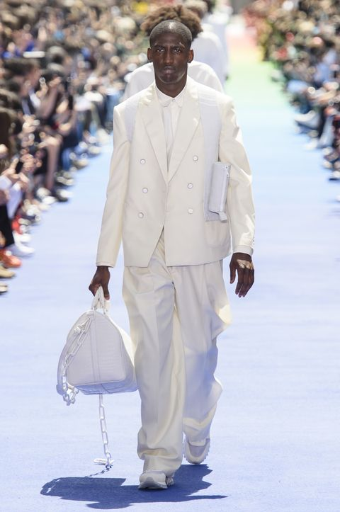 d7a2747386 All the Looks From the Louis Vuitton Spring 2019 Menswear Collection