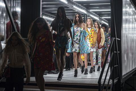 【巴黎時裝週】Louis Vuitton - Paris Fashion Week - RTW - Spring/Summer 2019