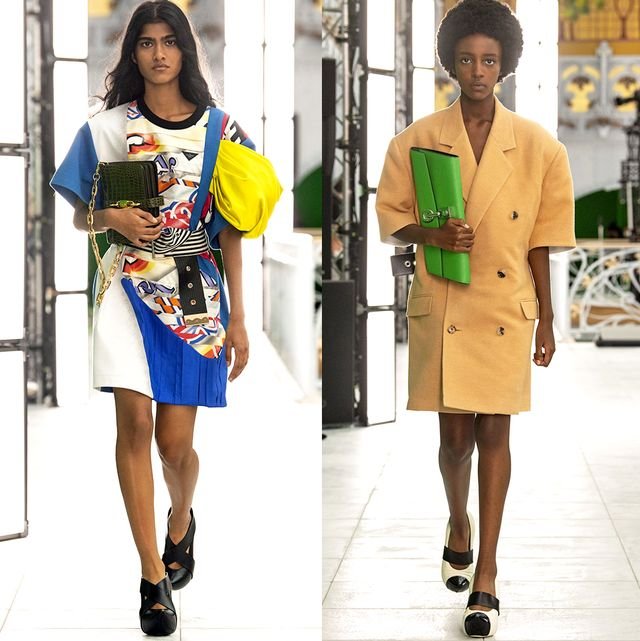 Best Looks From Paris Fashion Week Elle Com S Favorite Looks From Paris Fashion Week