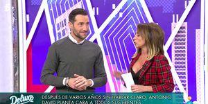 Antonio David Flores habla de Rocío Carrasco