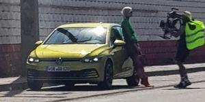 Volkswagen Golf 8, al descubierto