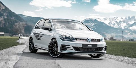Volkswagen Golf GTI TCR by ABT