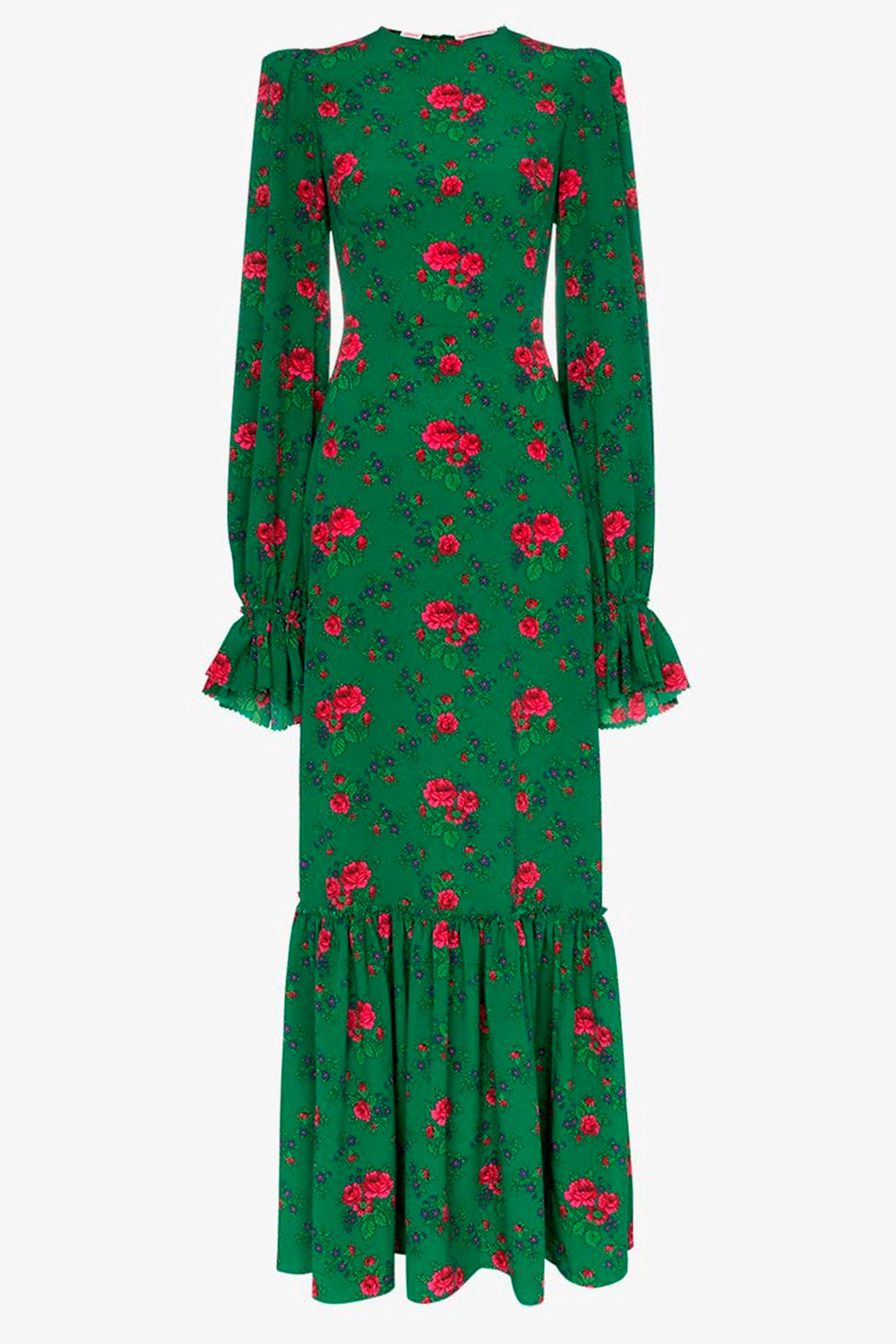 Floral dress for weddings