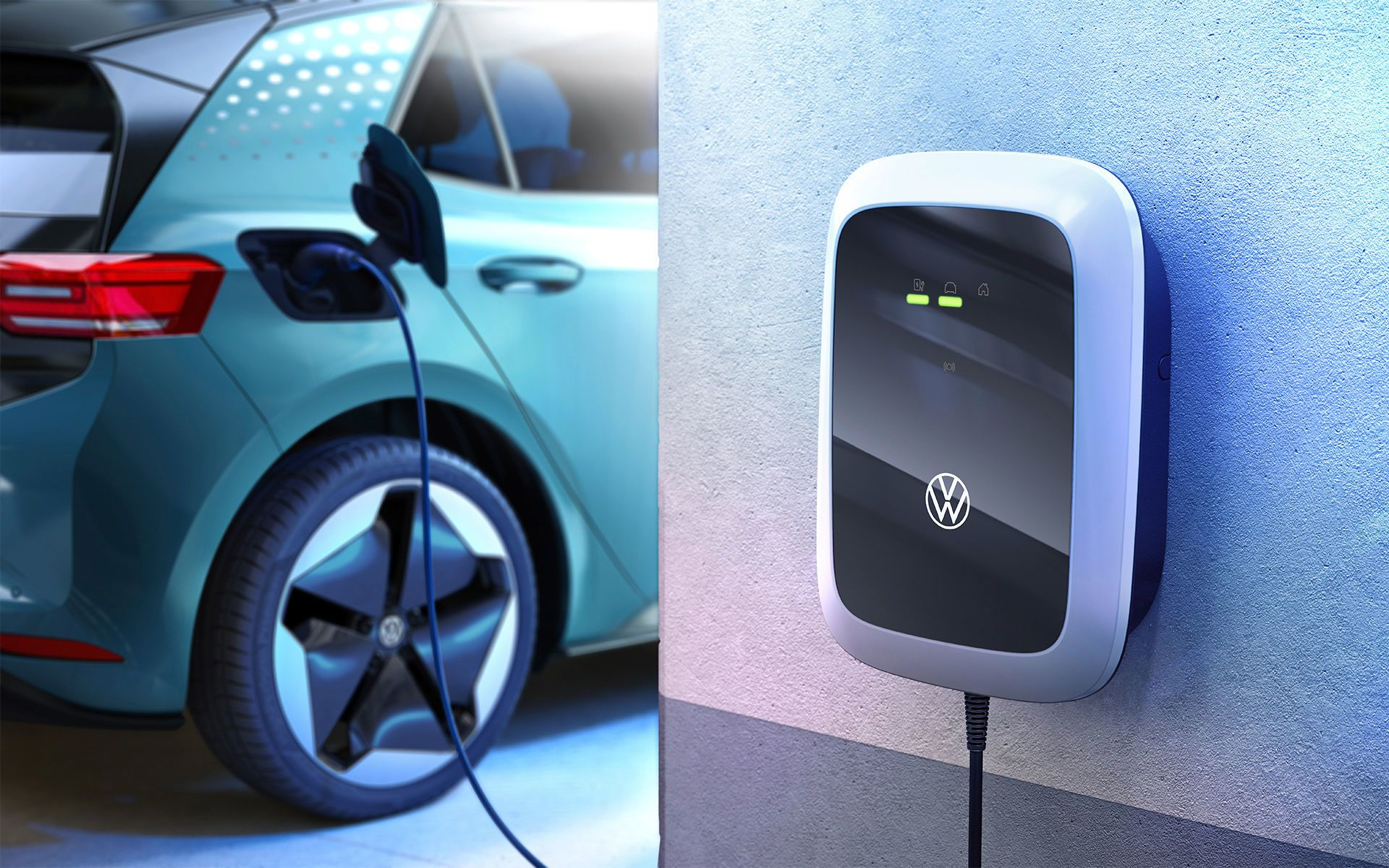 Future VW Electric Vehicles Will Send Power Back to the Grid