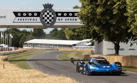 Volkswagen ID.R Goodwood