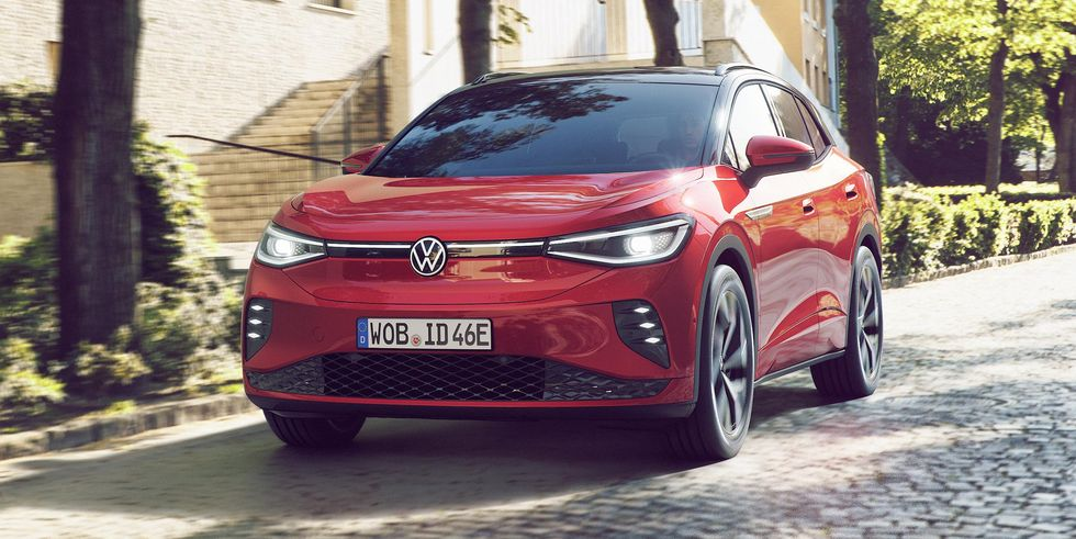 Volkswagen ID.4 EV reçoit le traitement de performance GTX