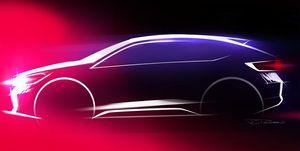 Volkswagen New Urban Coupe
