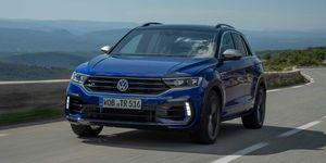 Volkswagen T-Roc R - en carretera