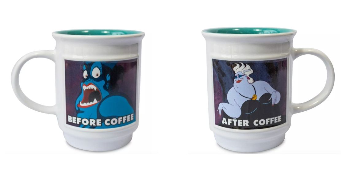 Disney Is Selling Sassy Villain Mugs If You're Less Of An Ariel And More Of An Ursula