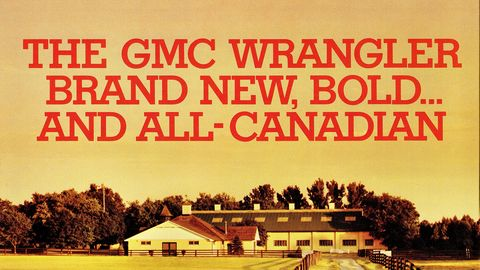 1985 gmc wrangler