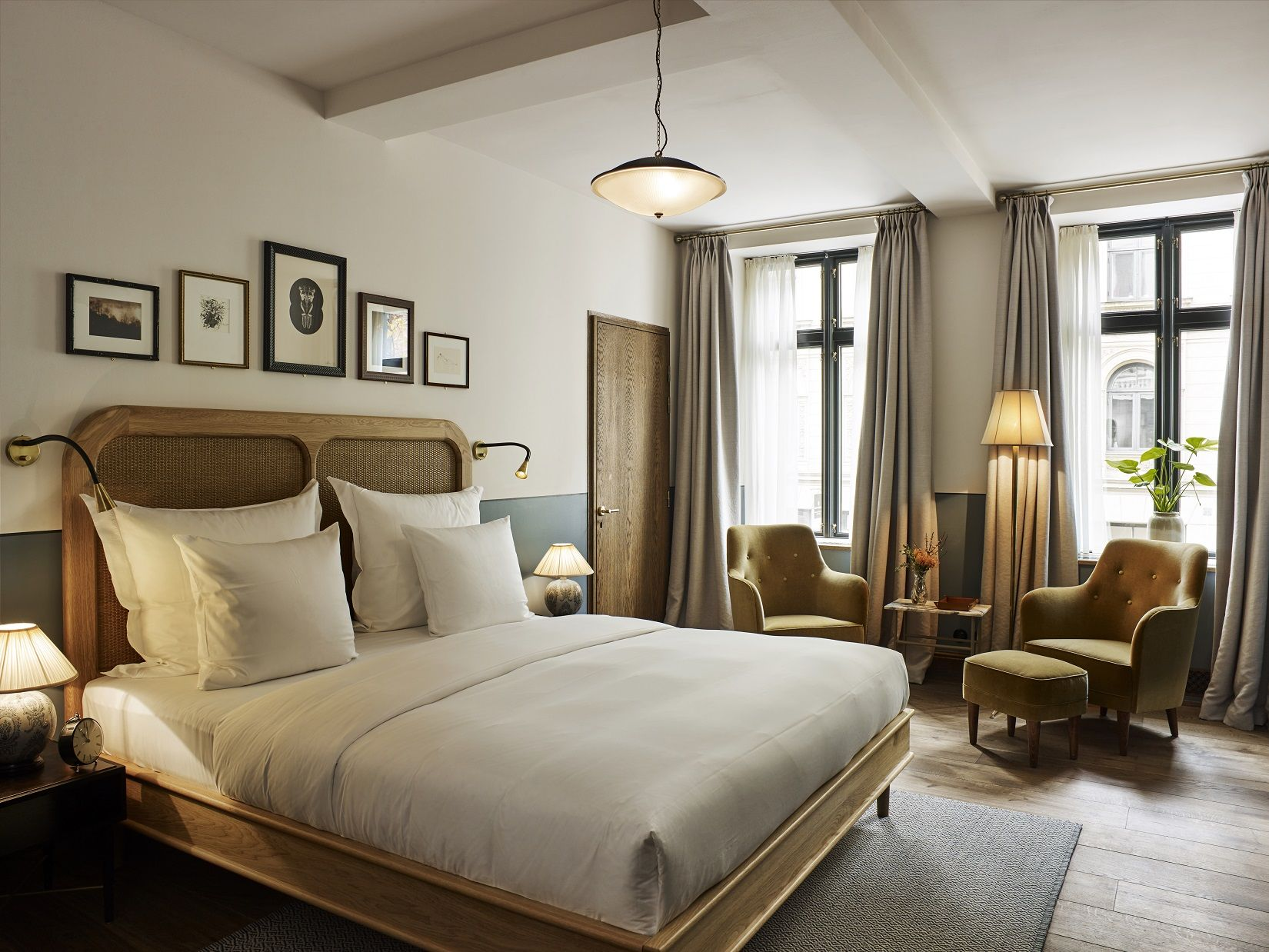 哥本哈根,丹麥,旅館,飯店,風格,設計,2018