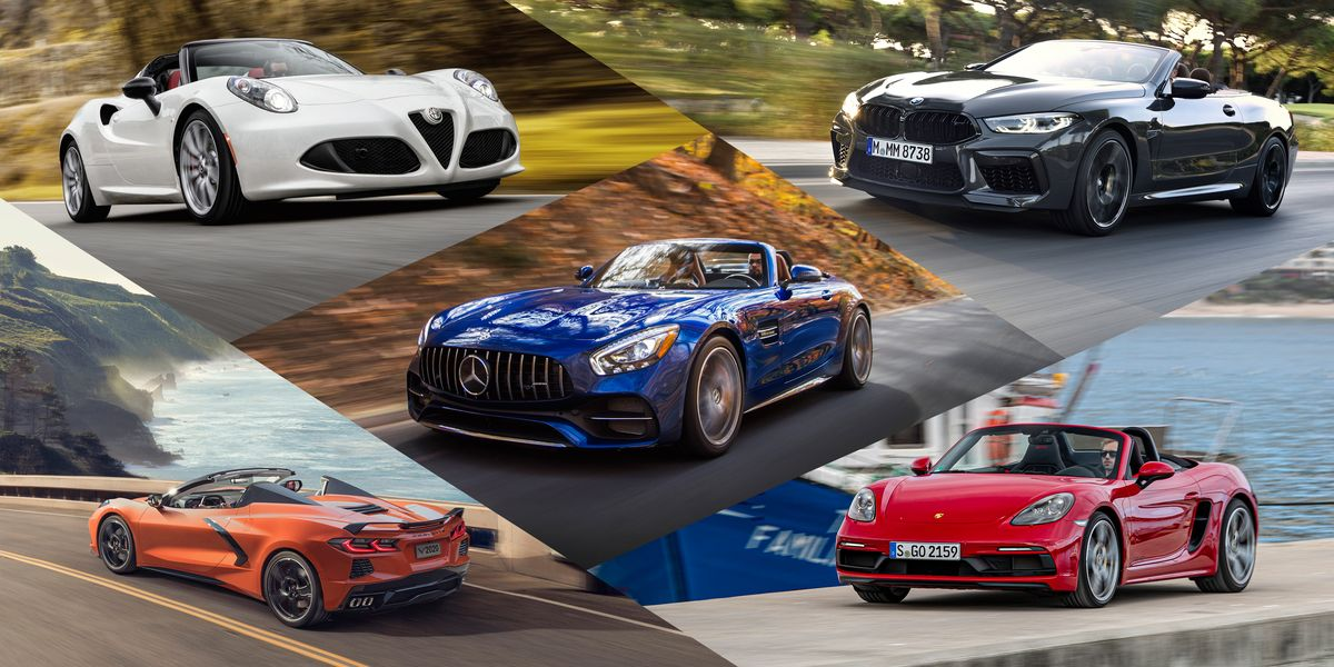 The 20 Best Convertibles For Summer - cover