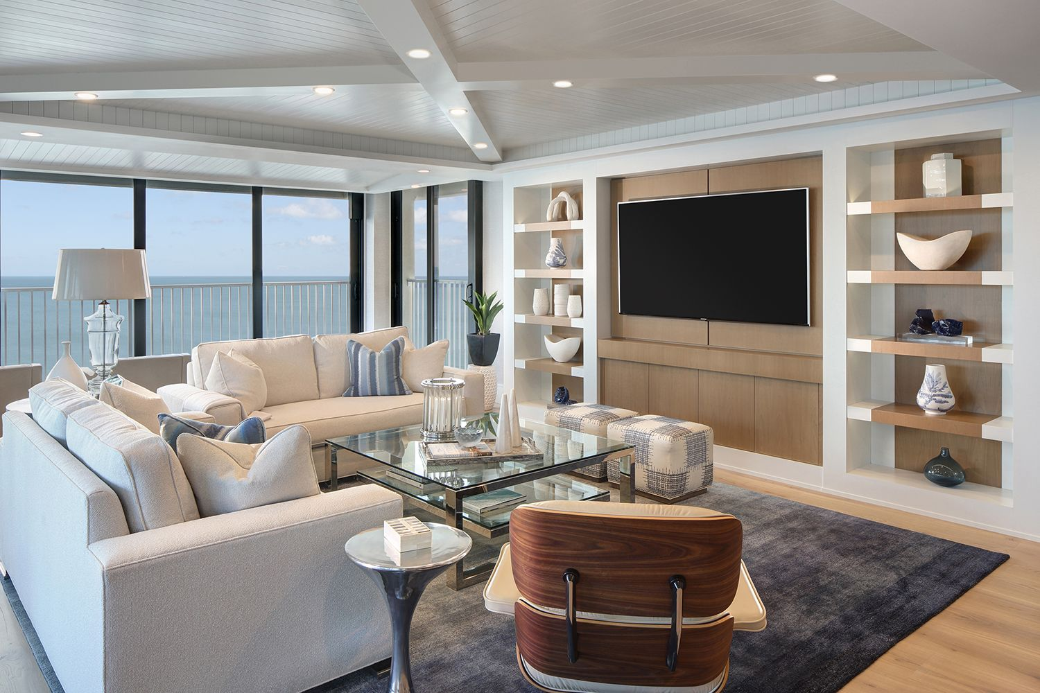 High Style Living Rooms