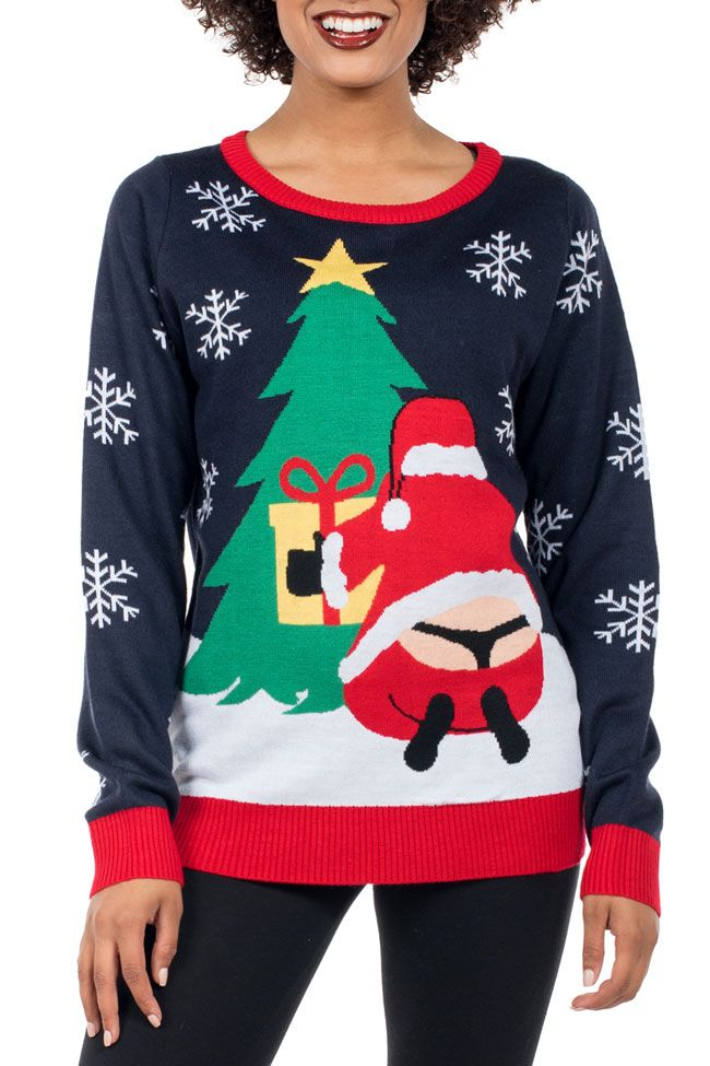 17 naughty christmas sweaters inappropriate but funny ugly christmas sweaters
