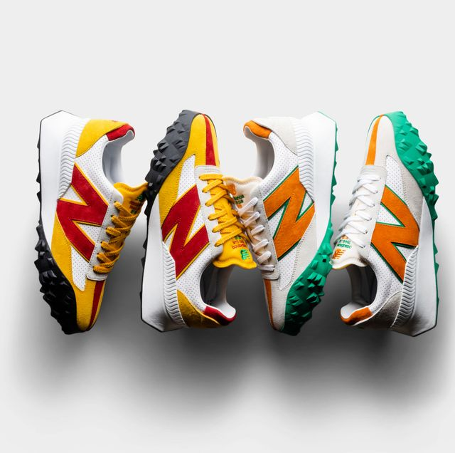 new balance三度聯名casablanca!全新鞋型xc 72「球鞋細節+開賣時間」一次掌握