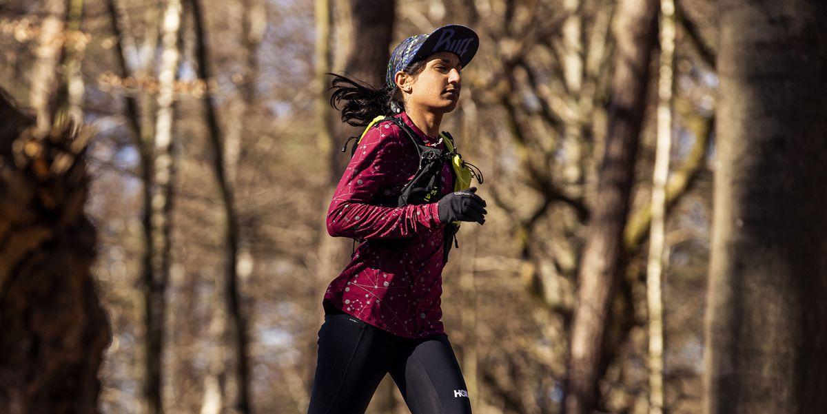 Het indrukwekkende verhaal van ultraloopster Sameena van der Mijden