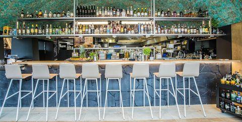 FG Restaurant bar